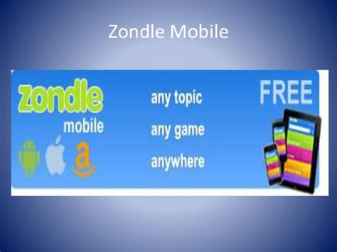edmodo zondle gamify with zondle