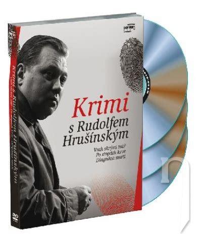 film fantasy krimi dvd film kolekcia krimi s rudolfom hrušinsk 253 m 3 dvd
