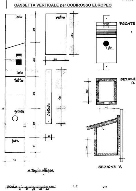 cassette per uccelli quaderni di birdwatching nidi artificiali codirosso