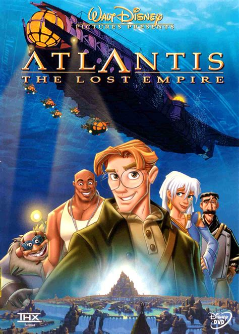 atlantis the lost empire 2001 in