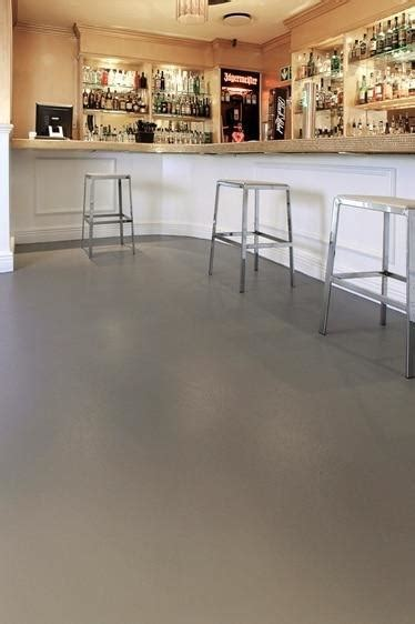 Paint perfection: Turn a bland cement floor into a