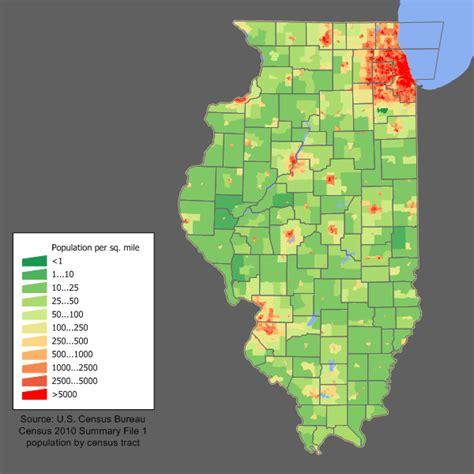 illinois population density map file illinois population map png