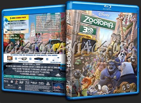 download film zootopia blu ray zootopia 3d blu ray cover dvd covers labels by