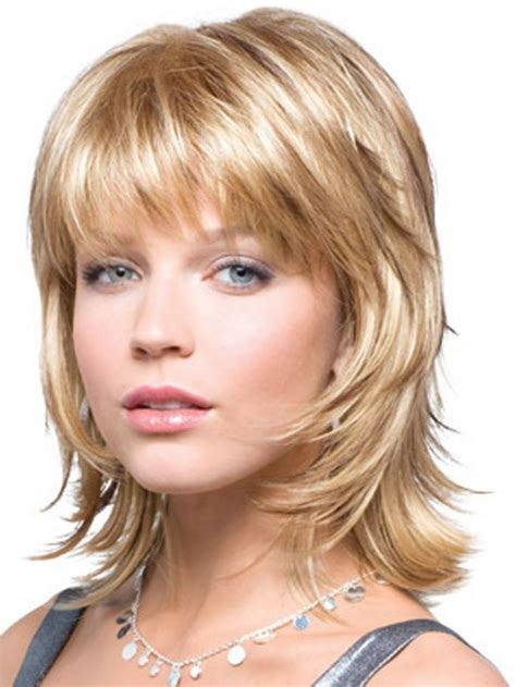 Medium Shag Cut For Over 50 | medium shag hairstyles google search shag cuts