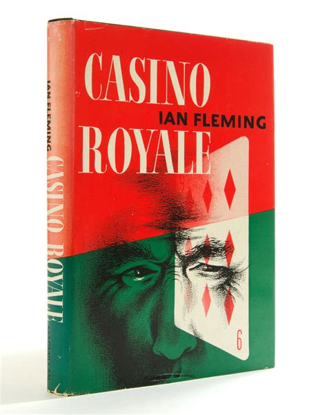 casino how casino books casino royale by ian fleming american edition