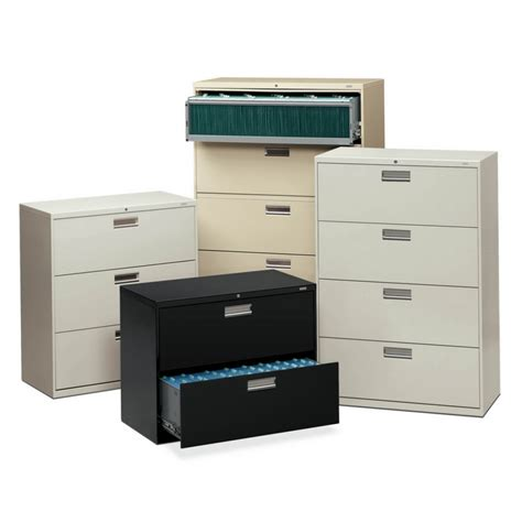 Hon 3 Drawer Lateral File Cabinet by Hon Brigade 3 Drawer Lateral File Cabinet Atwork Office