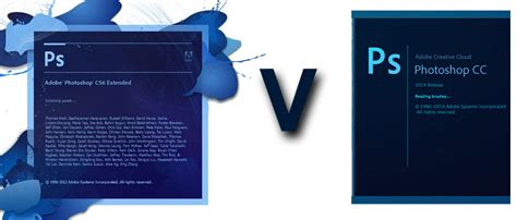 adobe illustrator cs6 vs cc 2014 whats the difference between photoshop cs6 and photoshop cc