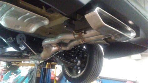 Honda Civic Muffler by 2017 Honda Civic Si Exhaust 2016 Honda Civic Forum