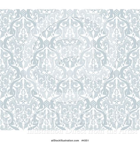free eastern pattern background vector illustration of a gray seamless middle eastern