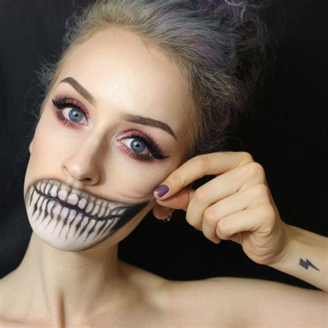 beauty tutorial popsugar beauty halloween makeup ideas from reddit popsugar beauty