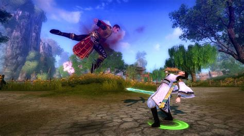 Age Of Wushu Giveaway - fight alongside jet li in age of wushu monstervine