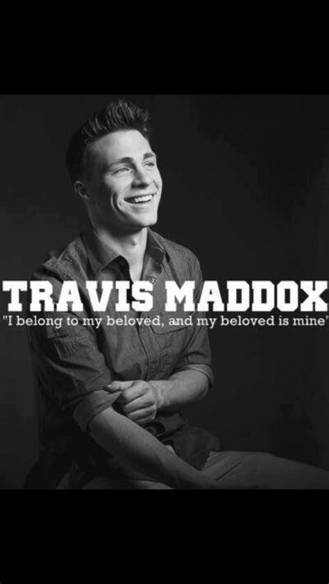 Beautiful Disaster-Travis Maddox | Walking Disaster