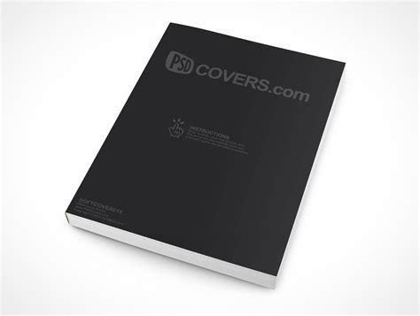 ebook template psd softcover015 market your psd mockups for softcover
