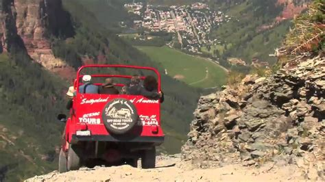 Ouray Jeep Tours Switzerland Of America Jeep Tours Ouray Colorado