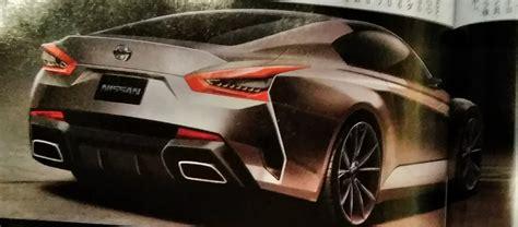 2020 Nissan Z35 by 日産 フェアレディz 2019年秋いよいよ発表 次期型はat車の他に6mtもラインナップ 新型車情報2019
