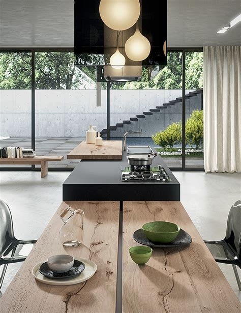 design elements creating style through kitchen sophisticated contemporary kitchens with cutting edge