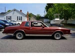 1982 Chevrolet Monte Carlo 1982 Chevrolet Monte Carlo With Only 56 273 Original
