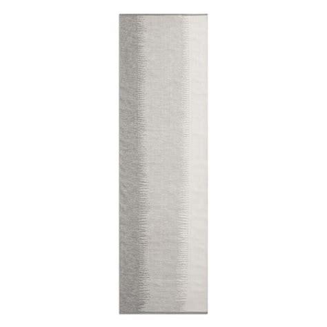 perennials 174 ikat stripe indoor outdoor rug gray