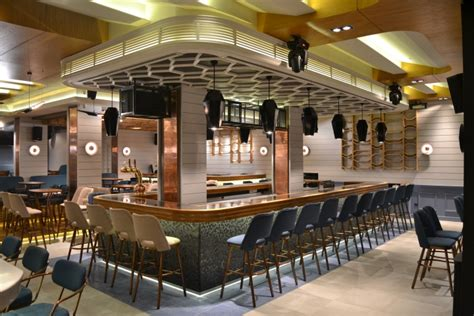 design cafe bar club the karma caf 233 bar club by zisis papamichos architects and