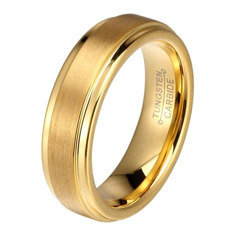 what color is tungsten aliexpress buy dropshipping 6mm gold color tungsten