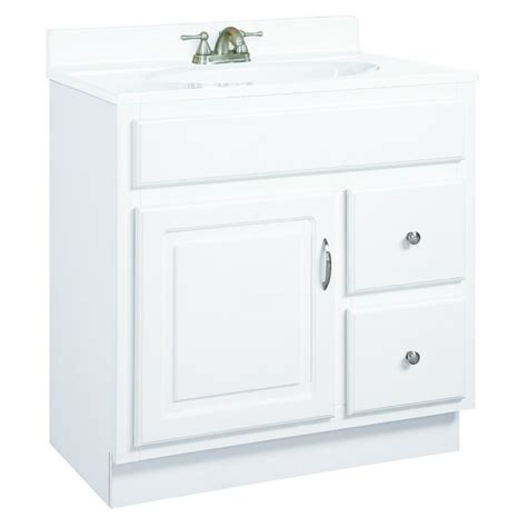 design house concord vanity design house white concord wood vanity cabinet only