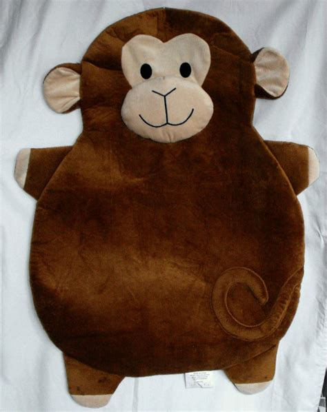 monkey plush play mat just for by franco