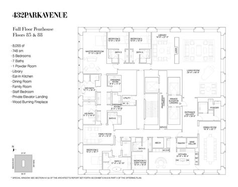 432 park ave floor plans streeteasy 432 park avenue at 432 park ave in midtown