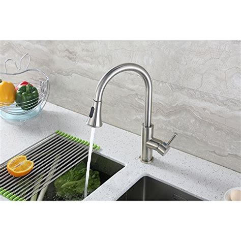 decor star tpc11 tb contemporary pull down spray kitchen decor star tpc11 tb contemporary 16 quot pull out spray