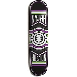 skatebord decks element nyjah ride skateboard deck evo outlet