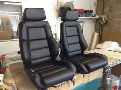 Auto Upholstery San Francisco by Recaro Seats Reupholstered Yelp