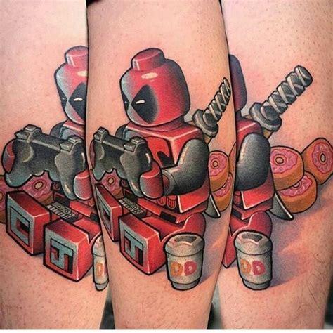 tattoo 3d lego die besten 25 lego tattoo ideen auf pinterest du