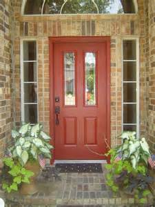 what color to paint front door best 25 colored front doors ideas on front