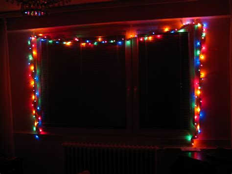 window string lights you only live once november 2009