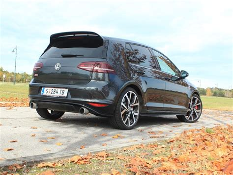 auto motor club vw golf gti clubsport testbericht auto motor at