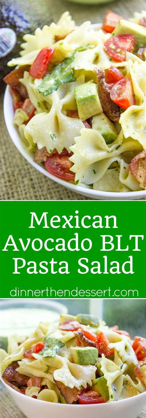 mexican pasta salad with creamy southwestern dressing de 12388 b 228 sta great salads bilderna p 229 pinterest