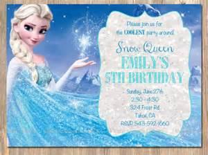 frozen birthday invitation template 14 frozen birthday invitation free psd ai vector eps