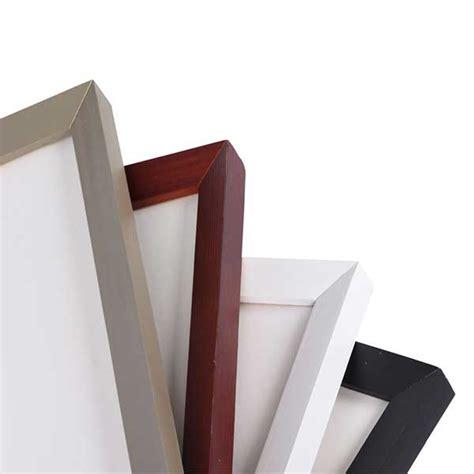 cornici 40x60 henzo cornice in legno umbria con passe partout 40x60 cm