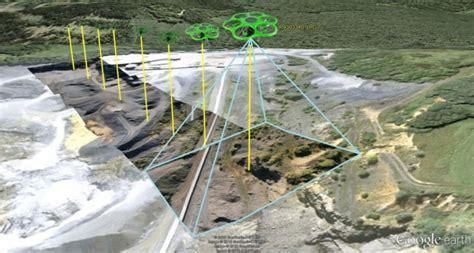 Drone Pemetaan fungsi dan penggunaan drone airdronesia
