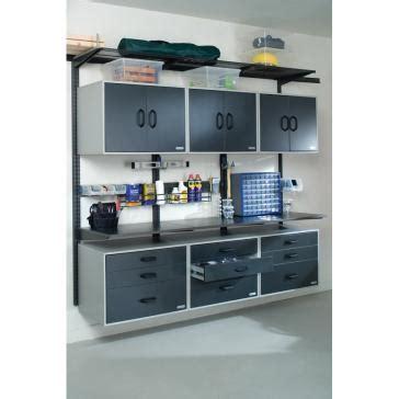 Garage Organization Kits The Birmingham Handyman Garage Storage Fr Work Station Kit