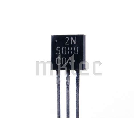li transistor npn 2n5089 npn transistor