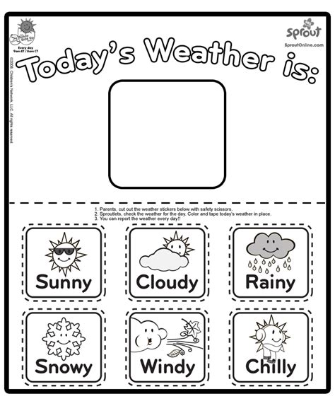 html to printable teacher elena the weather and clothes