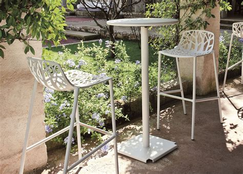 Garden Bar Table Garden Tables Modern Garden Furniture Crux Garden Bar Table