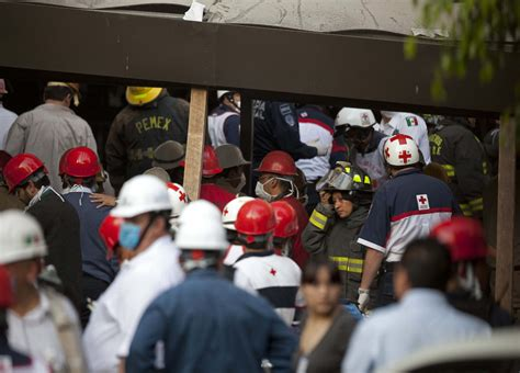 pemex explosion  dead  injured  mexico oil