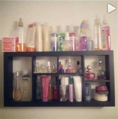 meijer shelf for perfume and lotion