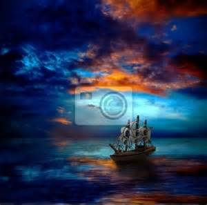 Pirate Ship Wall Mural wall murals pirate ship pixersize com