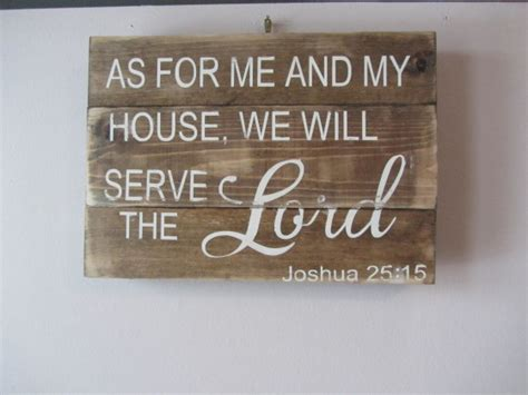 as for me and my house verse as for me and my house wall art that speaks to you