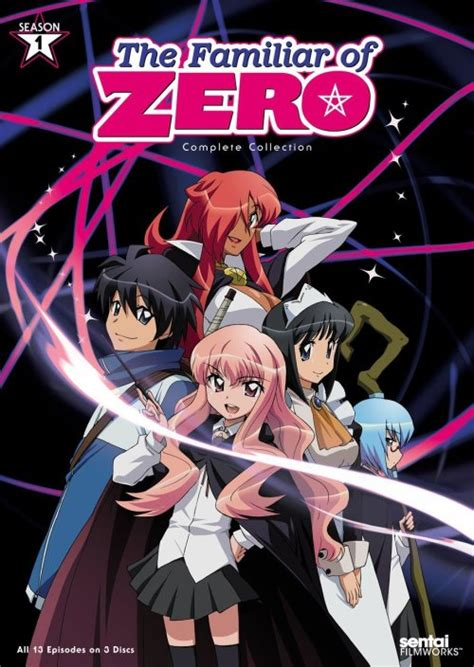 Anime 0 To by 6 Anime Like Zero No Tsukaima The Familiar Of Zero