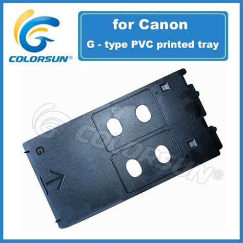 Tray Pvc Id Card Instan pvc printing card tray for canon china manufacturer