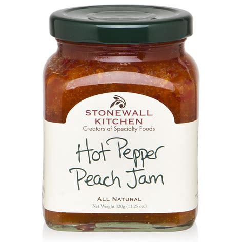 stonewall kitchen pepper jam
