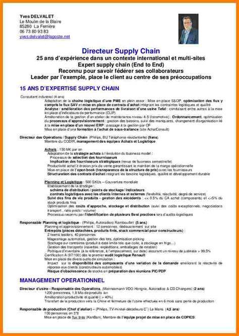 Lettre De Motivation De Responsable Logistique 4 Responsable Logistique Lettre Officielle